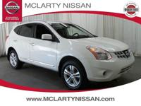 AWD. Get ready to ENJOY! At McLarty Nissan NLR, YOU'RE