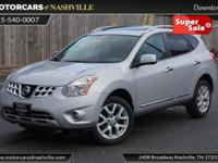 This 2013 Nissan Rogue 4dr features a 2.5L 4 CYLINDER