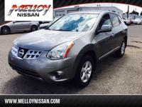 Check out this gently-used 2013 Nissan Rogue we