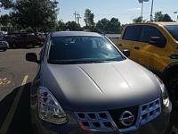 Clean CARFAX. Platinum Graphite 2013 Nissan Rogue AWD