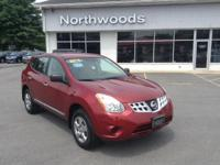 New Price! Clean CARFAX. Cayenne Red Pearl 2013 Nissan