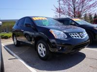 Exterior Color: super black, Body: SUV, Engine: 2.5L I4