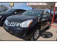 Options:  2013 Nissan Rogue S|Visit Williams Group Auto