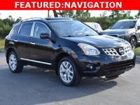 CARFAX One-Owner. Leather Interior, Full Tank of Gas,