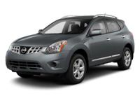 Options:  2013 Nissan Rogue S|Brilliant Silver