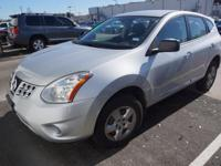 Recent Arrival! 2013 Nissan Rogue SClean CARFAX. ABS
