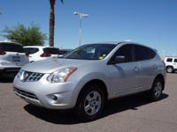 4 Cylinder  Options:  Cvt|This 2013 Nissan Rogue S