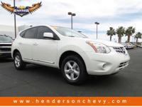 Check out this 2013 Nissan Rogue S. Its Variable