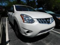 Recent Arrival! 2013 Nissan Rogue Pearl White **