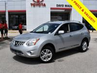 Take command of the road in the 2013 Nissan Rogue! The