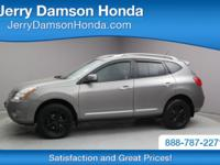 This outstanding example of a 2013 Nissan Rogue SV is