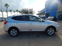 Options:  2013 Nissan Rogue Sv|Brilliant Silver/Gray|V4