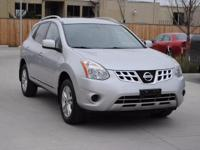 CARFAX One-Owner. Rogue SV, 4D Sport Utility, CVT, AWD.