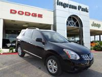 CarFax One Owner 2013 Nissan Rogue SV. This fuel