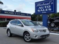 Options:  2013 Nissan Rogue Sv|Silver|Success Starts