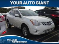 Sturdy and dependable, this Used 2013 Nissan Rogue SV