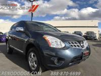 Options:  2013 Nissan Rogue|Green/|V4 2.5L