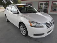 ** 2014 Nissan Sentra SV ** NISSAN CERTIFIED PRE OWNED