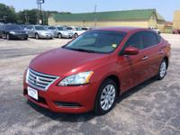 This 2013 Nissan Sentra SV is offered solely by