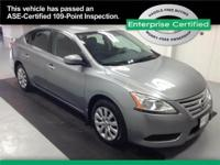 Nissan Sentra This Sentra is a fantastic choice for a