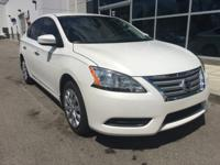 CLEAN CAR FAX and All Weather Floor Mats. Sentra SV,