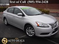Options:  2013 Nissan Sentra Meet Our Fantastic