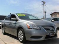 BUY WITH CONFIDENCE! CARFAX 1-Owner Sentra and CARFAX