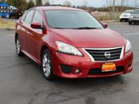 Clean CARFAX. CARFAX One-Owner. This 2013 Nissan Sentra