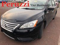 CARFAX One-Owner. Clean CARFAX. Super Black 2013 Nissan