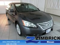 Options:  2013 Nissan Sentra 4Dr Sdn I4 Cvt Sl|4