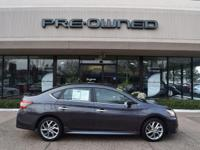 CARFAX One-Owner. Marble Gray w/Cloth Seat Trim,