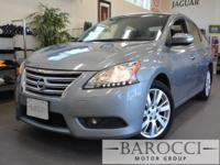Options:  2013 Nissan Sentra Sl 4Dr Sedan|Cvt