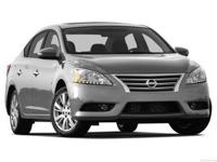 Climb inside the 2013 Nissan Sentra! Captivating