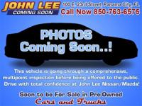 Cloth. At John Lee Nissan, YOU'RE #1! Don't wait