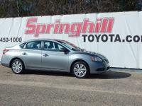Youll love this One-owner 2013 Nissan Sentra SL.This