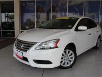 Sentra S, ABS brakes, Electronic Stability Control,