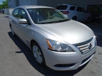 Check out this 2013 Nissan Sentra . Its transmission