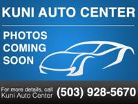 Clean CARFAX Report, Low Miles!, And Local Trade In!.