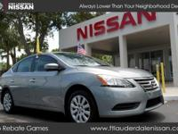 2013 Nissan Sentra S and NEW TIRES. ABS brakes,