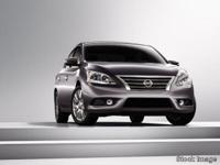 This 2013 Nissan Sentra SL is complete with