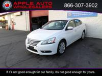 Options:  2013 Nissan Sentra Sl|No Known Accidents|No
