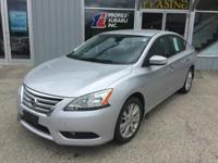 Outstanding design defines the 2013 Nissan Sentra!