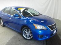 This 2013 Nissan Sentra SR is proudly offered by