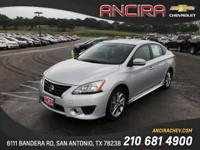 This used Nissan Sentra SR is now for sale in San