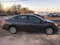2013 Nissan Sentra SV FWD CVT with Xtronic Amethyst