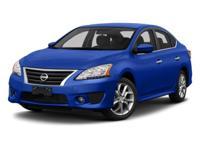 Look at this 2013 Nissan Sentra . Its Variable