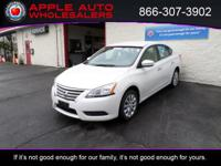 Options:  2013 Nissan Sentra Sv|No Known Accidents|No