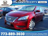 PREMIUM & KEY FEATURES ON THIS 2013 Nissan Sentra