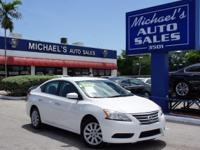 Options:  2013 Nissan Sentra|You'll Never Pay Too Much