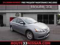 2013 Sentra SV Sport edition in flawless condition